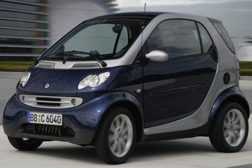 smart fortwo mercedes auto per neopatentati lista auto neopatentati 2017 2018 2019 auto economiche usate sotto 3000 euro auto economiche auto utilitarie pochi soldi pochi costi