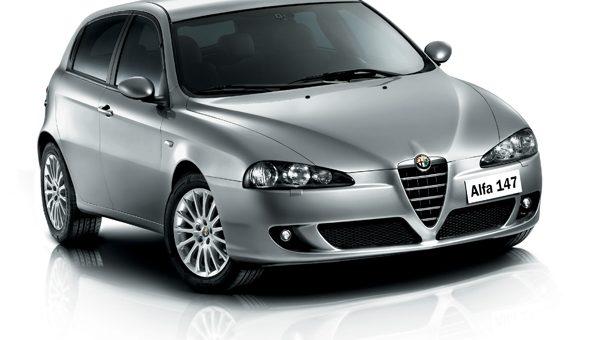 Alfa Romeo 147 (2000-2011) tutti i dati e tutte le informazioni