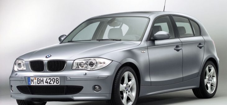 BMW serie 1 E87 (2004-2011) tutti i dati e tutte le informazioni