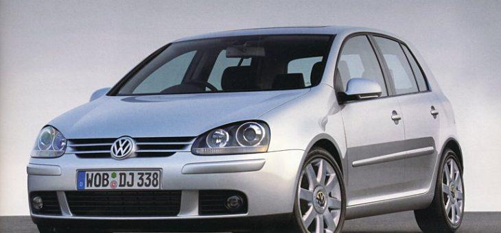 Volkswagen Golf V [5](2004-2008) tutti i problemi e le informazioni