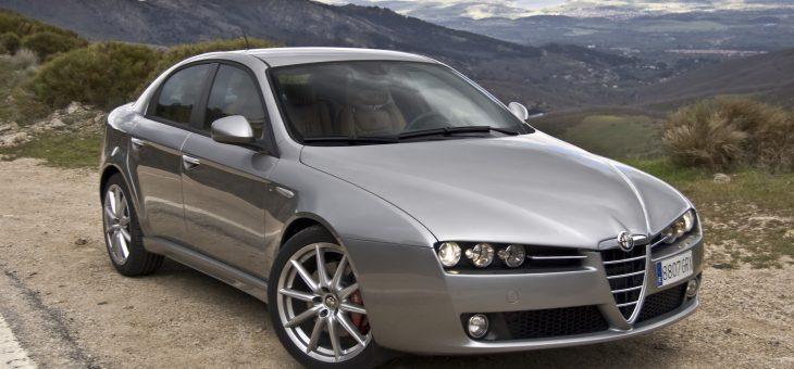 Alfa Romeo 159 (2005-2011) tutti i dati e tutte le informazioni
