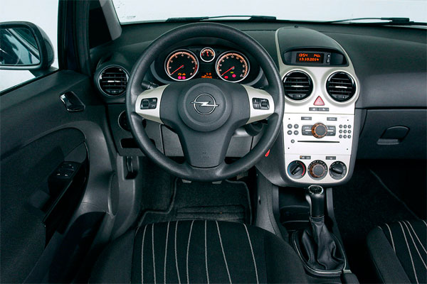 Schema Elettrico Opel Corsa C : Opel corsa d  tutti i dati e le informazioni auto