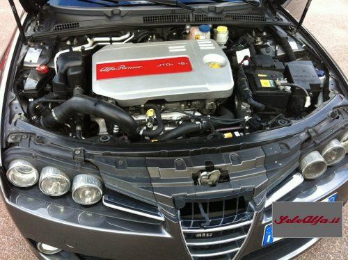 Prova Alfa Romeo 159 1.9 JTDM 120 CV ECO Progression ...