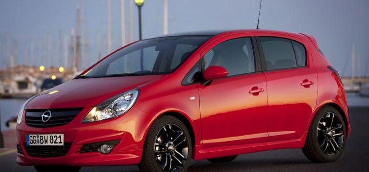 Opel Corsa D (2006-2014) tutti i dati e le informazioni