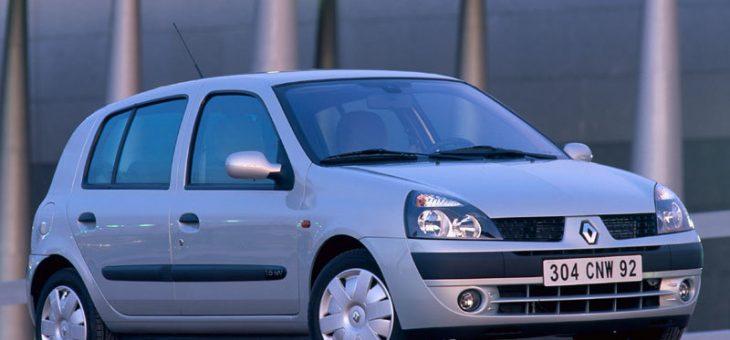 Renault Clio II (2) – tutti i dati e tutte le informazioni