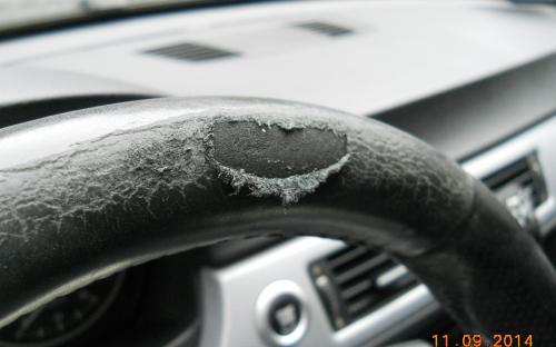 volante usurato vetro originale bmw controllare auto usata usato comprare acquisto attrezzi modalità consigli problemi difetti costi
