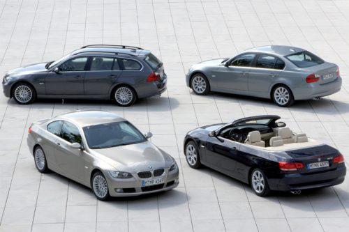 Bmw Serie 3 E90 E91 E92 E93 Auto Esperienza