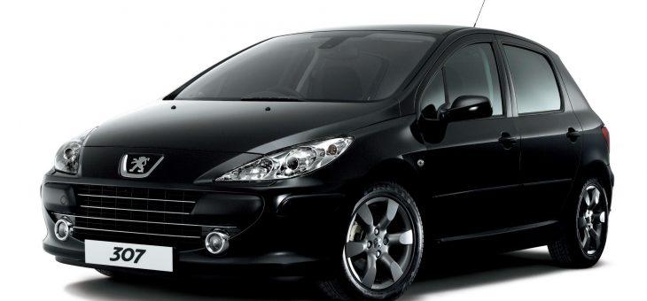 Peugeot 307 (2001-2009) tutti i dati e tutte le informazioni