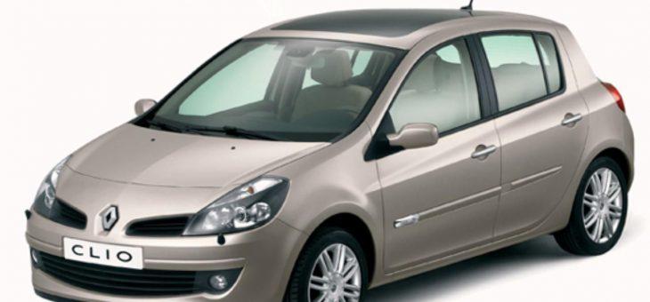 Renault Clio III (3) tutti i dati e tutte le informazioni