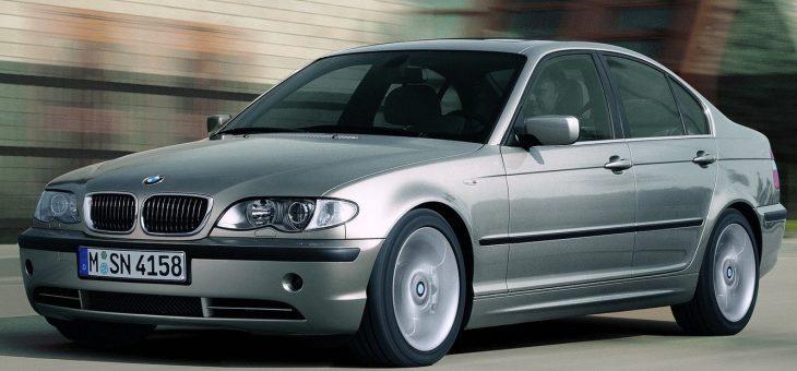 BMW Serie 3 E46 (1998-2006) tutti i problemi e le informazioni