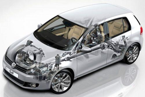 Schema Elettrico Golf 6 : Volkswagen golf vi tutti i problemi e le