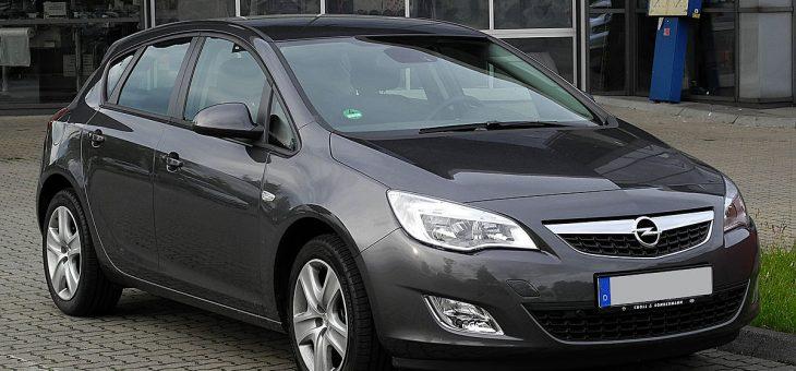 Opel Astra J (2009-2015) tutti i problemi e le informazioni