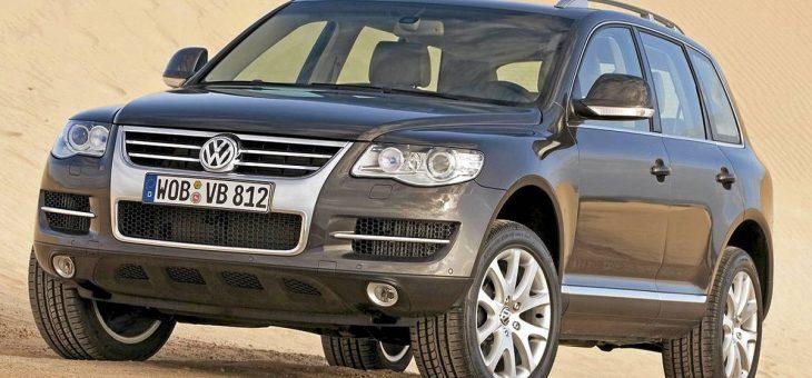 Volkswagen Touareg I (2002-2010) tutti i problemi e le informazioni