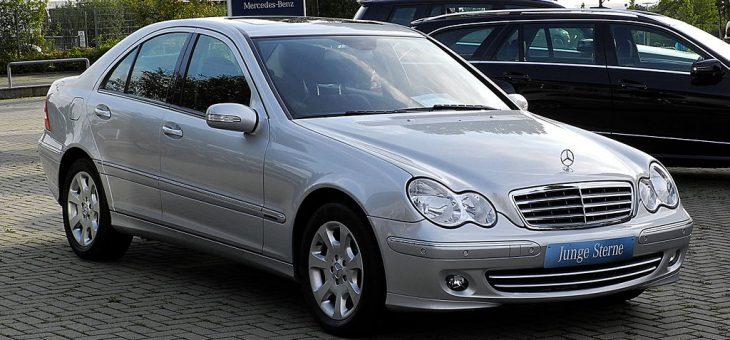 Mercedes-Benz Classe C W203 (2000-2007) tutti i problemi e le informazioni
