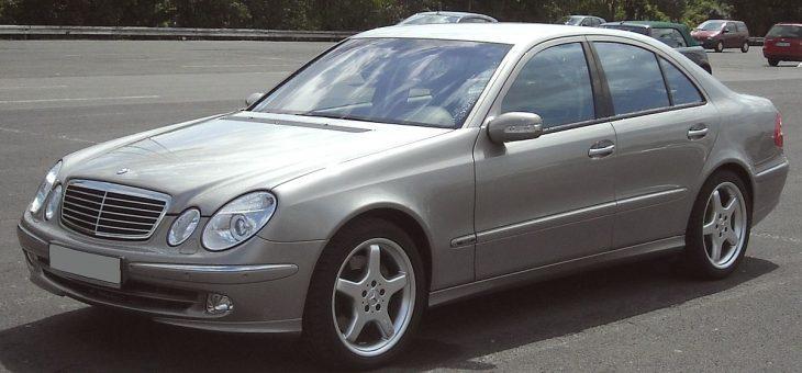 Mercedes Benz Classe E W211 (2002-2009) tutti i problemi e le informazioni