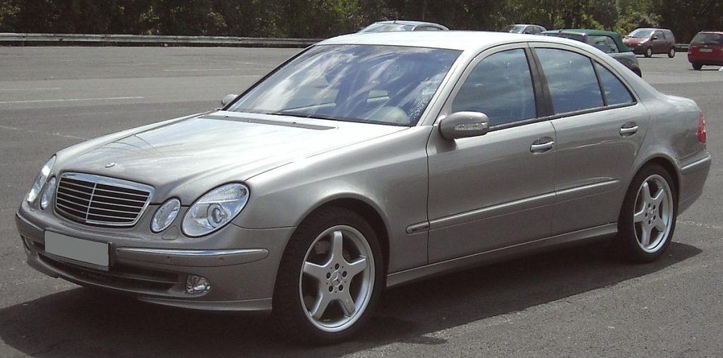 Mercedes Benz Classe E W211 2002 2009 Tutti I Problemi