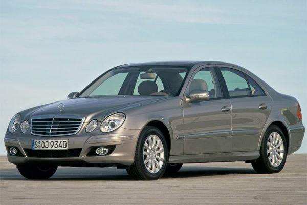Mercedes Benz Classe E W211 2002 2009 tutti i problemi e