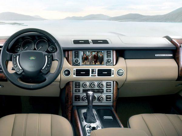Vogue Interni Grigio : Range rover 3 iii hse vogue interni plancia abitacolo problemi