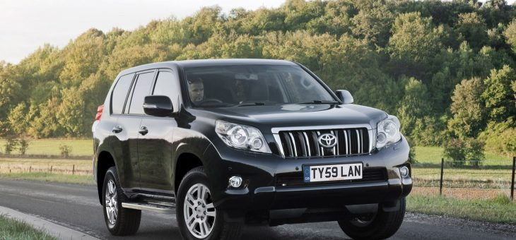 Toyota Land Cruiser Prado [J150] (dal 2009) tutti i problemi e le informazioni