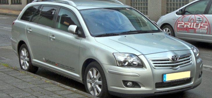Toyota Avensis II [T250] (2003-2009) tutti i problemi e le informazioni