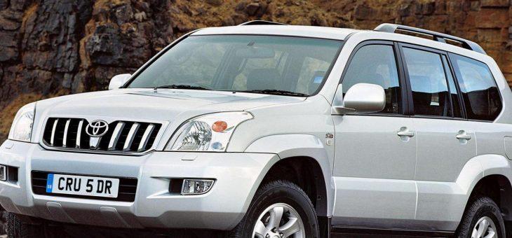 Toyota Land Cruiser Prado [J120] (2002-2009) tutti i problemi e le informazioni