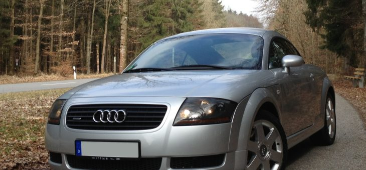 Audi TT [8N] (1998-2006) tutti i problemi e le informazioni