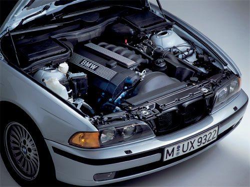 bmw serie 5  e39   1995