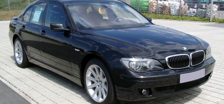 BMW Serie 7 [E65/E66] (2001-2008) tutti i problemi e le informazioni
