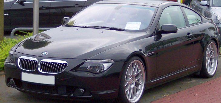 BMW Serie 6 [E63/64] (2003-2010) tutti i problemi e le informazioni