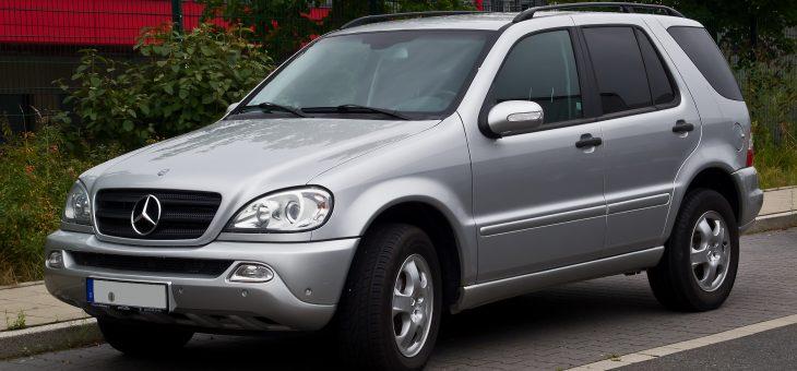 Mercedes-Benz ML [W163] (1997-2005) tutti i problemi e le informazioni