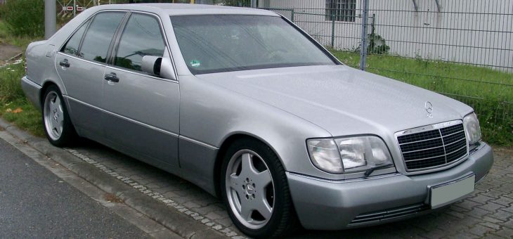 Mercedes-Benz Classe S [W140] (1991-1998) tutti i problemi e le informazioni