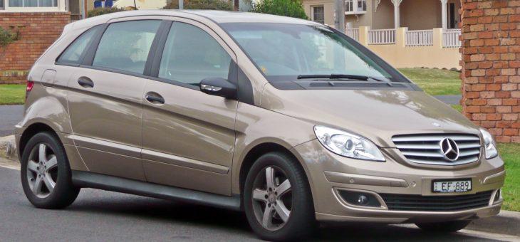 Mercedes-Benz Classe B [W245] (2005-2011) tutti i problemi e le informazioni