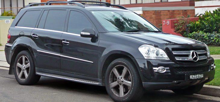 Mercedes-Benz GL [X164] (2006-2012) tutti i problemi e le informazioni
