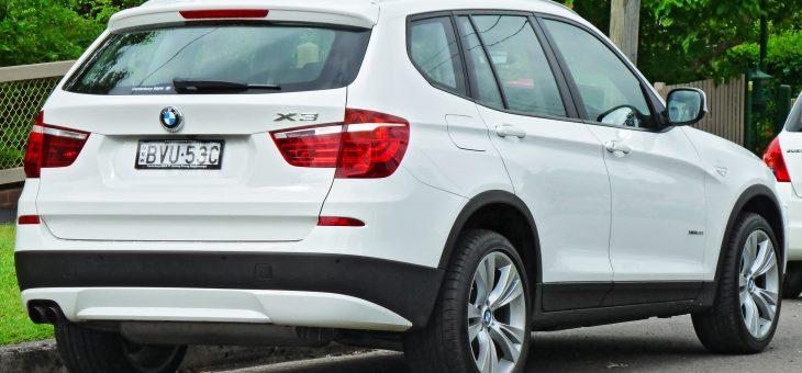 Migliori accessori per BMW X3 F25 (confort,multimedia,estetica,ricambi e altro )