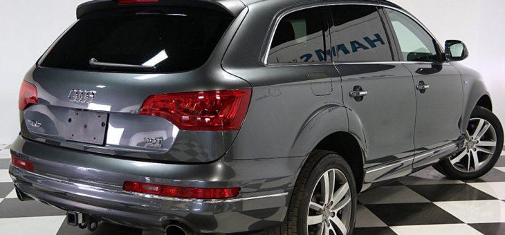 Migliori accessori per Audi Q7 (confort,multimedia,estetica,ricambi e altro )