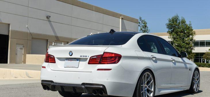 Migliori accessori per BMW Serie 5 F10 (confort,multimedia,estetica,ricambi e altro )
