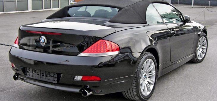 Migliori accessori per BMW Serie 6 E63/64 (confort,multimedia,estetica,ricambi e altro )