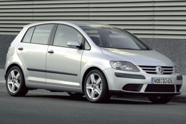 volkswagen golf plus  2004