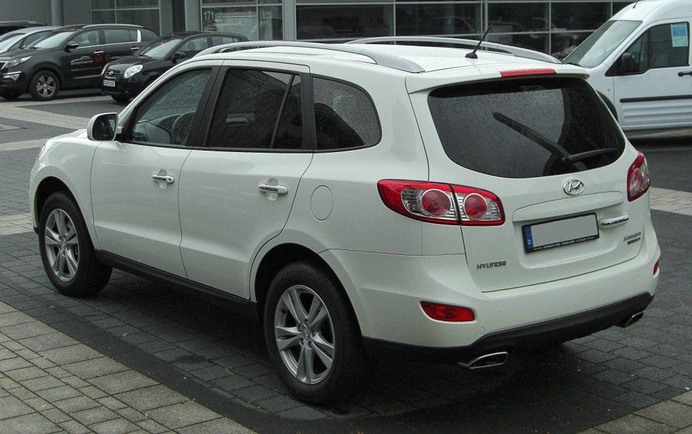 vendita calda autentica prezzo abbordabile carino economico Migliori accessori per Hyundai Santa Fe II [CM] (confort ...