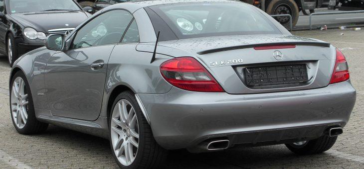 Migliori accessori per Mercedes-Benz SLK [R171] (confort,multimedia,estetica,ricambi e altro )