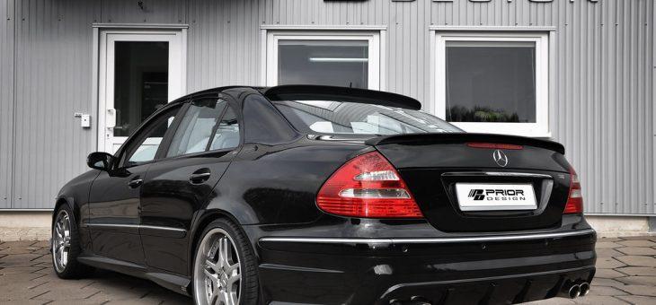 Migliori accessori per Mercedes-Benz classe E [W211] (confort,multimedia,estetica,ricambi e altro )