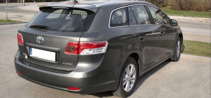 Migliori accessori per Toyota Avensis III [T270] (confort,multimedia,estetica,ricambi e altro )