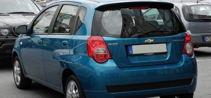 Migliori accessori per Chevrolet Aveo T250 (confort,multimedia,estetica,ricambi e altro )