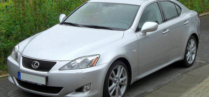 Lexus IS 2 II [XE20] (2005-2014) tutti i problemi e le informazioni