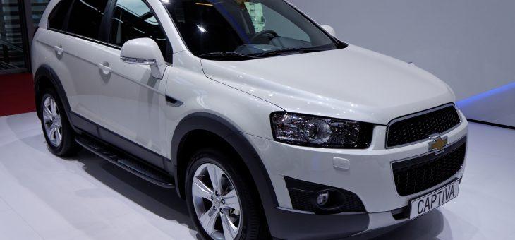 Chevrolet Captiva [C100-140] (2006-2018) tutti i problemi e le informazioni