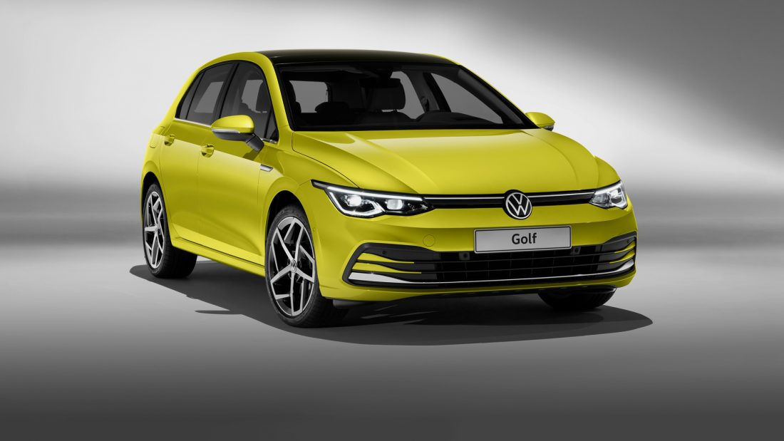 recensione nuova volkswagen golf 8 viii 2020 test e. Black Bedroom Furniture Sets. Home Design Ideas