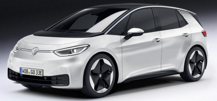 Recensione Volkswagen ID.3 (2019-) Informazioni sulla nuova elettrica