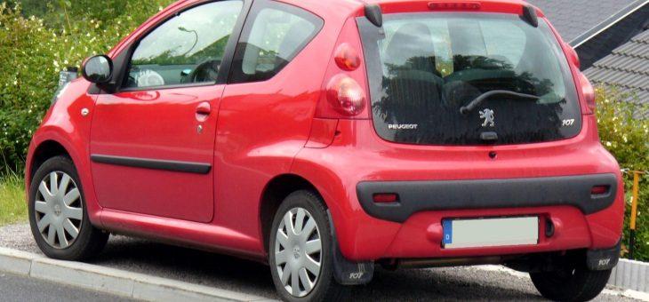 Migliori accessori per Peugeot 107 (confort,multimedia,estetica,ricambi e altro )