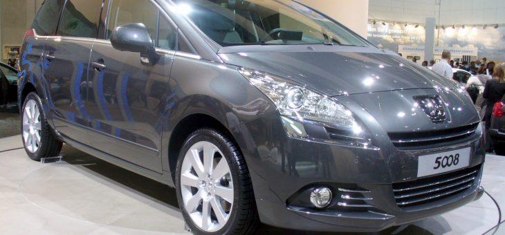 Peugeot 5008 (2009-2016) tutti i problemi e le informazioni