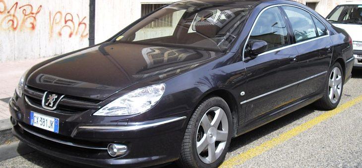 Peugeot 607 (2000-2010) tutti i problemi e le informazioni